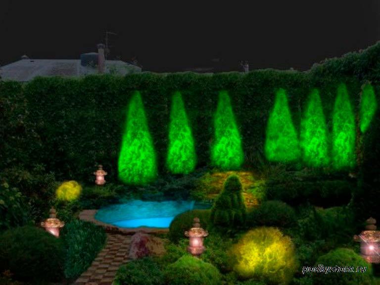 Ночная-подсветка