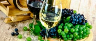 Виноградное-вино