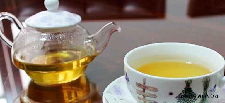 Чай-с-базиликом